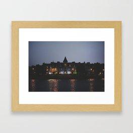 Inverness, ii Framed Art Print
