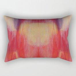 The Painted. Rectangular Pillow