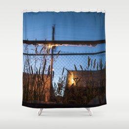 Hide Shower Curtain