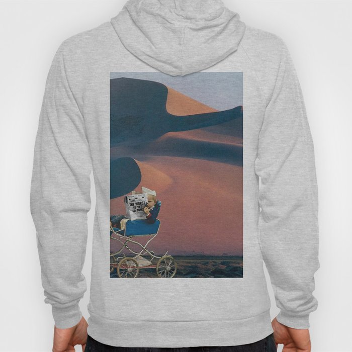 The Worst is Yet to Come Hoody