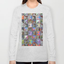 Abstract Composition 330 Long Sleeve T-shirt