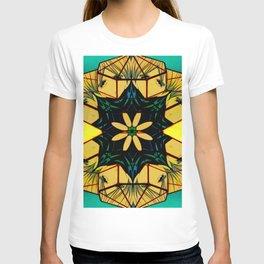 Luminous faces T-shirt