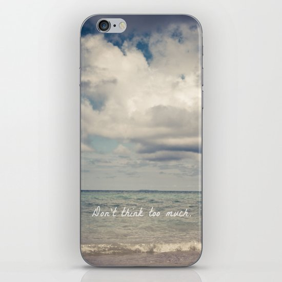 Flow With Life iPhone & iPod Skin
