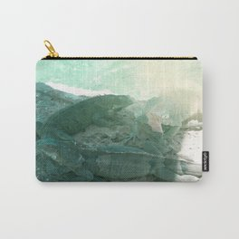Lizard Version of Three Amigos Carry-All Pouch