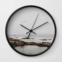 CALIFORNIA COAST V Wall Clock