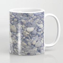 River + rocks Coffee Mug