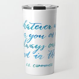 Find You in The Sea Travel Mug