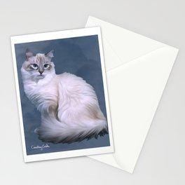 Ol Blue Eyes Stationery Cards