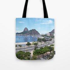 Rio de Janeiro Landscape Tote Bag