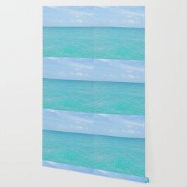 Above the sea Wallpaper