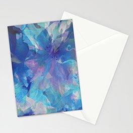 Sakura Blue Stationery Cards