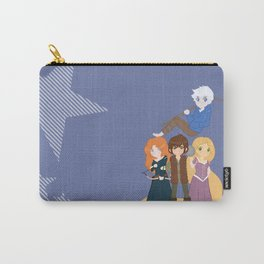 Rise of the Brave Tangled Dragons Carry-All Pouch