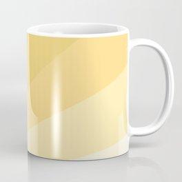 Prism Gradient Yellow Coffee Mug