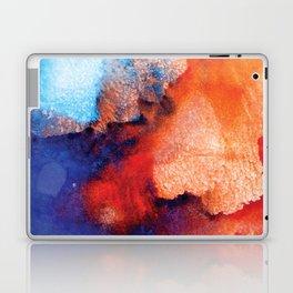 Bright watercolor galaxy Laptop & iPad Skin