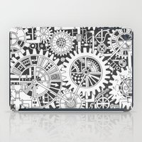 steampunk iPad Cases featuring Steampunk by Squidoodle