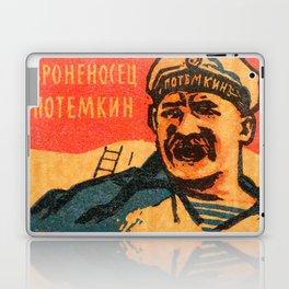 Battleship Potemkin -poster Laptop & iPad Skin