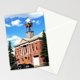 Silverton City Hall, built in 1908 Stationery Cards