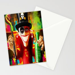 JUJU MAN Stationery Cards