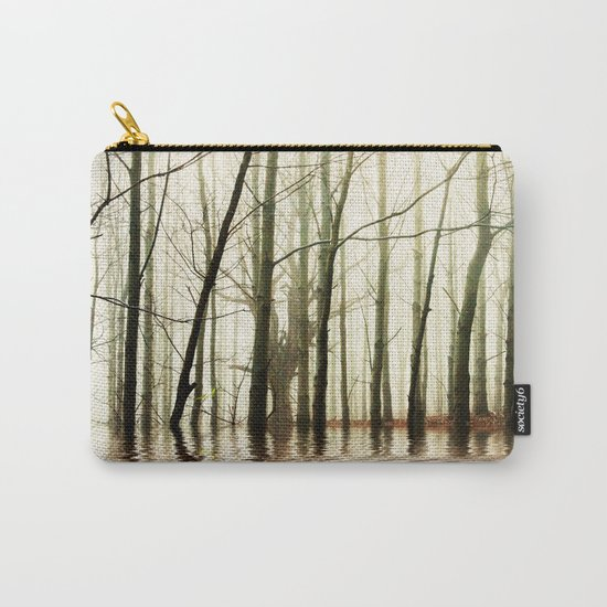 GHOST TREES Carry-All Pouch