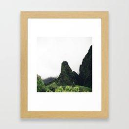 IAO  Framed Art Print