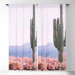 Warm Desert Blackout Curtain