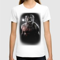 werewolf T-shirts featuring Werewolf by Joe Roberts