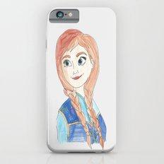 Anna Frozen Slim Case iPhone 6s