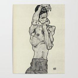 Egon Schiele  -  Zeichnungen II Poster