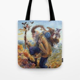 House Hunting Tote Bag