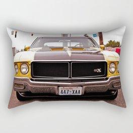 Buick nostalgia Rectangular Pillow