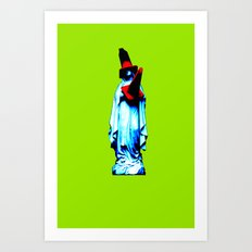 coned maria Art Print