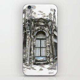 Marys Abbey Doorway iPhone Skin