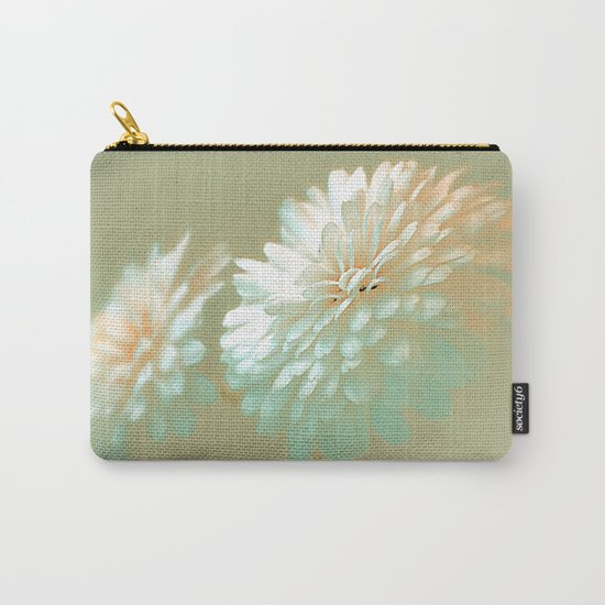 Chrysanthemum(sunshiny) Carry-All Pouch