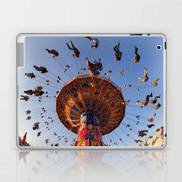 manège couleur Laptop & iPad Skin