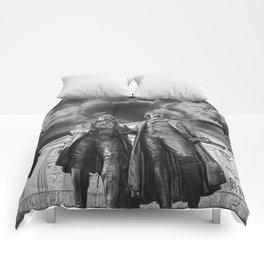 The poet Comforters