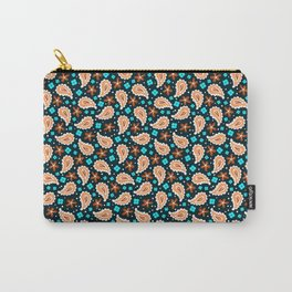 Paisley vector seamless pattern. Carry-All Pouch