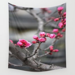 SPRING BEAUTY Wall Tapestry