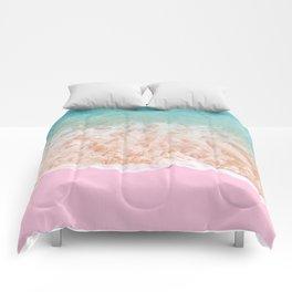 PINK SAND Comforters