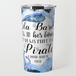 Lila Bard Travel Mug