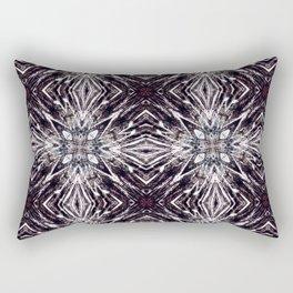 Stone flowers Rectangular Pillow