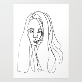 RBF04 Art Print