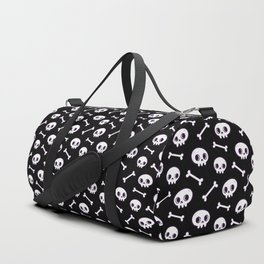Cute Skulls Duffle Bag