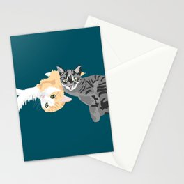 Keira and Shadow Stationery Cards
