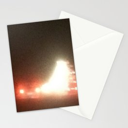 Abstracte Light Art in the Dark 13 Stationery Cards