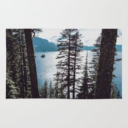 Mountain Lake Retreat Rug