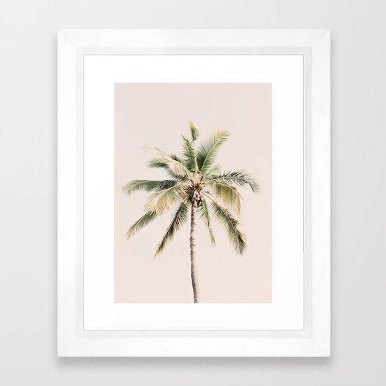 Tropical Palm Tree by scissorhaus