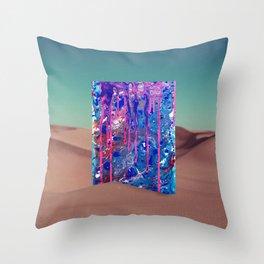 Nostalgia - dyalla Throw Pillow
