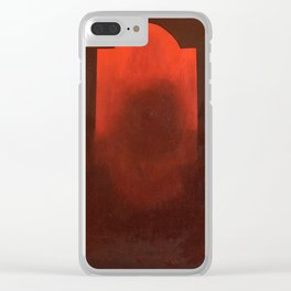 Drain Me Clear iPhone Case