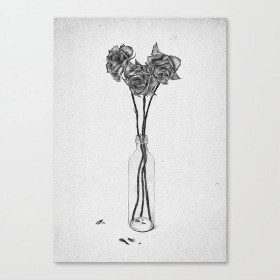 Les Fleurs II Canvas Print