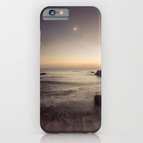 Venus Jupiter Conjunction 2008 iPhone & iPod Case